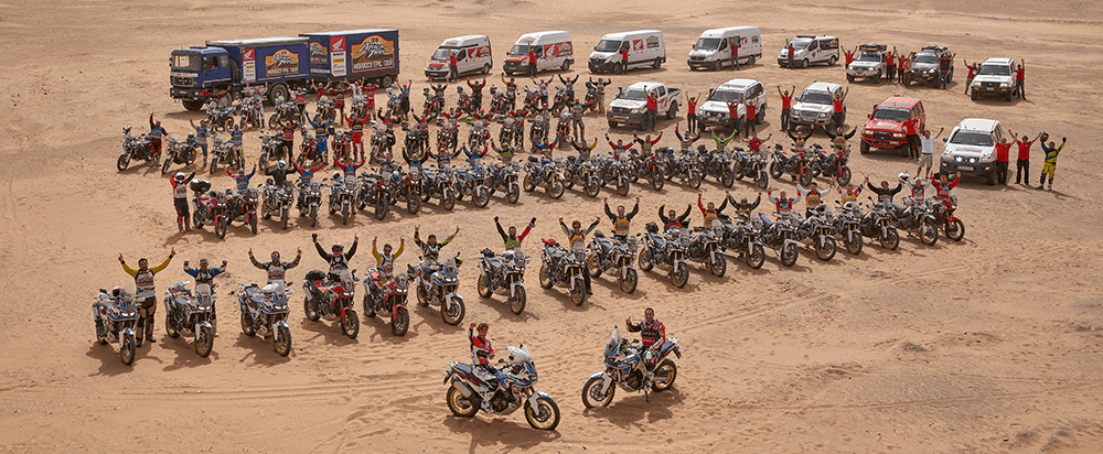 Enjoying Morocco with the Africa Twin: Epic Tour