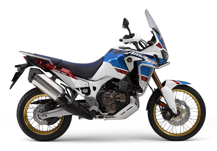 honda africa twin adventure sports prueba