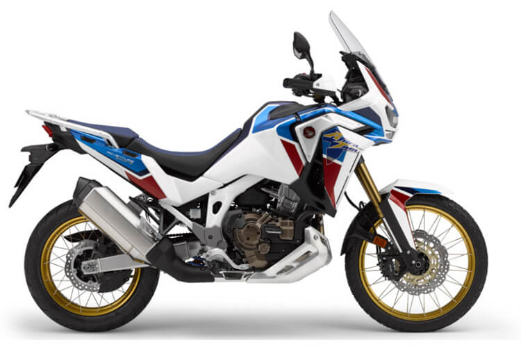 honda africa twin adventure sports trial