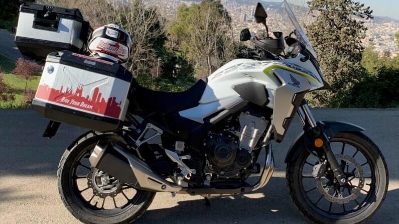 Documentación necesaria para alquilar una moto.