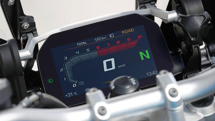 Pantalla Moto BMW R1250GS