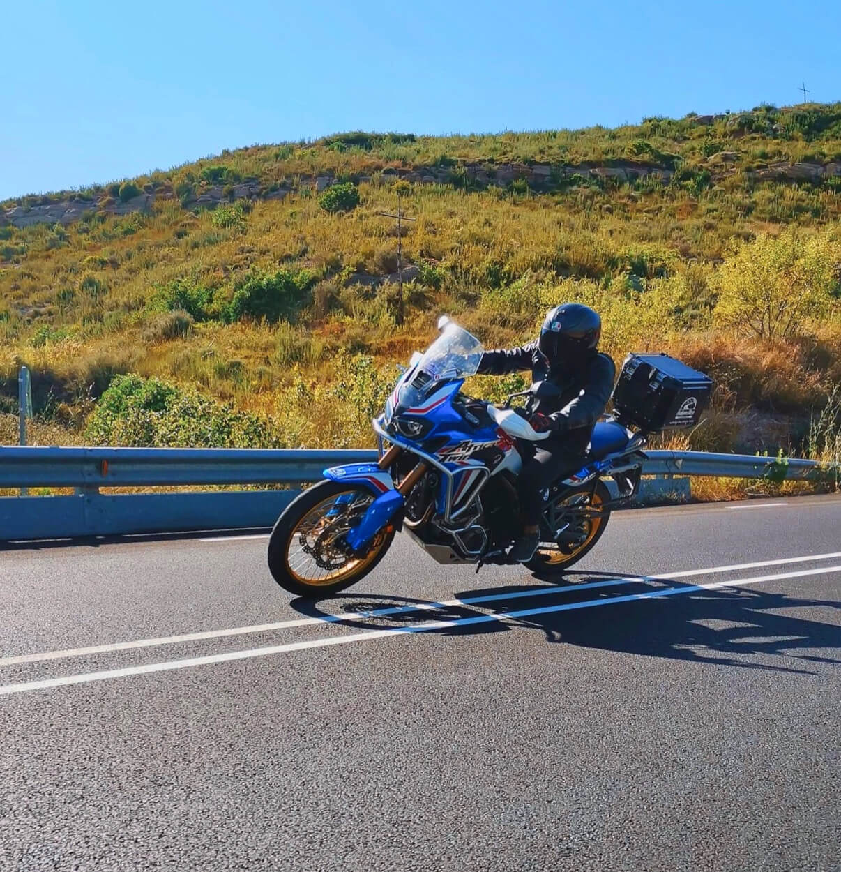 Africa Twin 1000
