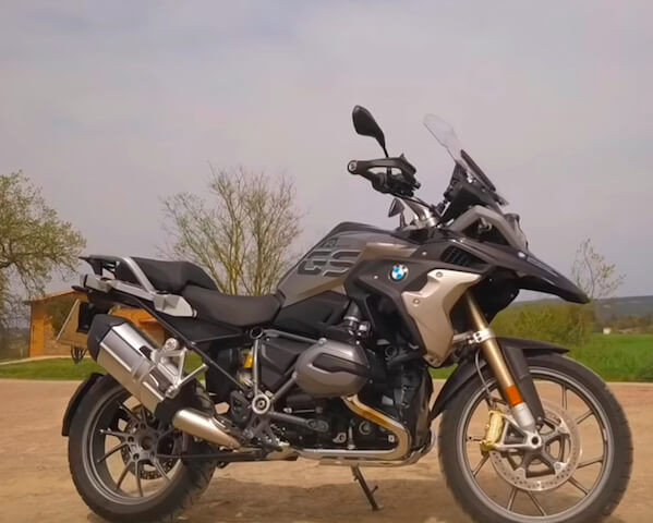 BMW R1200GS Video