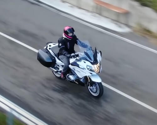 BMW R1250RT Video