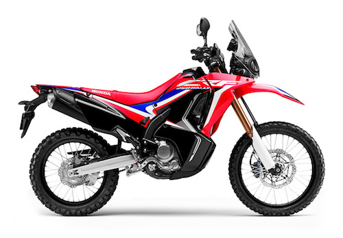 HONDA CRF250Rally Plus