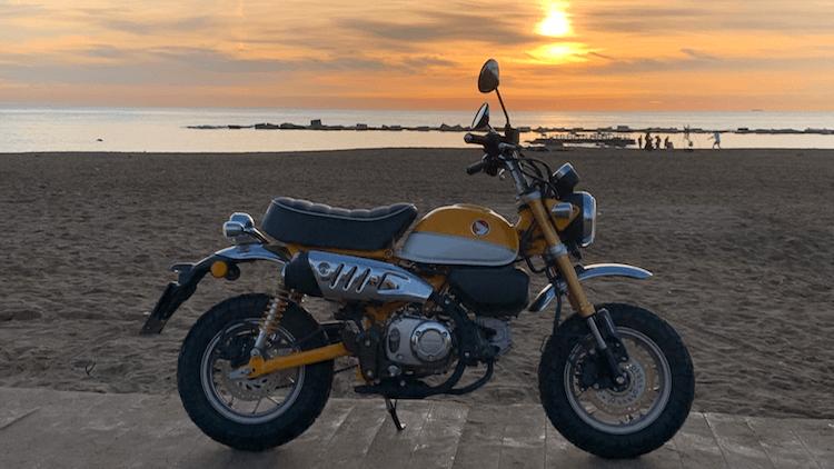 Alba Honda Monkey 125