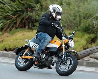 Honda monkey 125 formulamoto