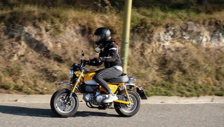 Honda Monkey 125 montjuic