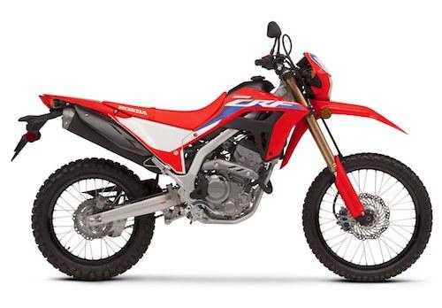 Alquila una moto CRF 300 en Barcelona o Madrid