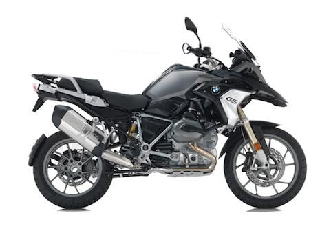 Moto BMW 1200 GS de alquiler Barcelona