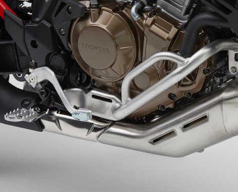 Características moto AT 1100 de Honda