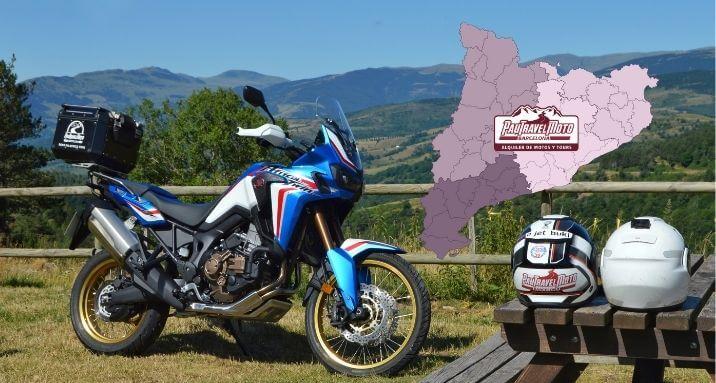 Por fin podemos salir en moto… aunque sea en la comarca