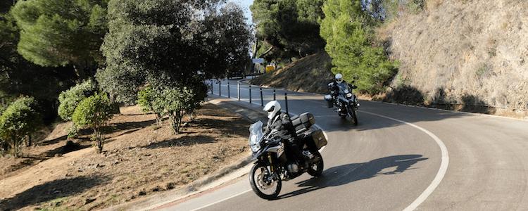 Las restricciones de movilidad están matando el mototurismo, pese a ser una actividad segura
