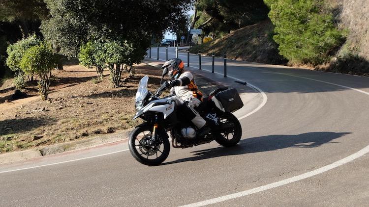 Alquilar BMW F750 GS PauTravelMoto