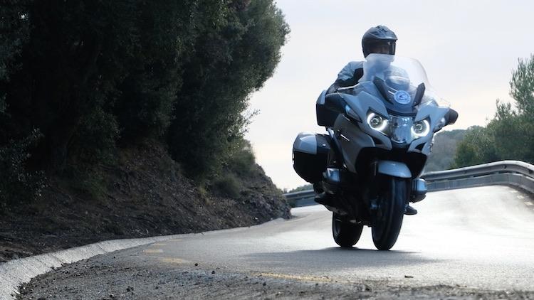 Alquilar BMW R1250 RT Barcelona