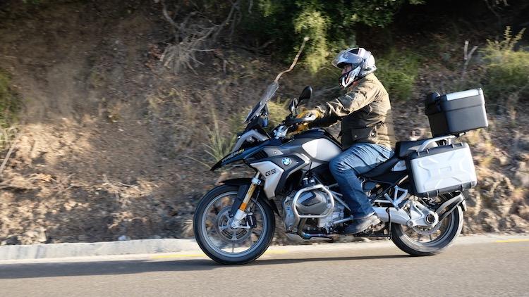 Alquilar moto BMW R1250 GS Barcelona